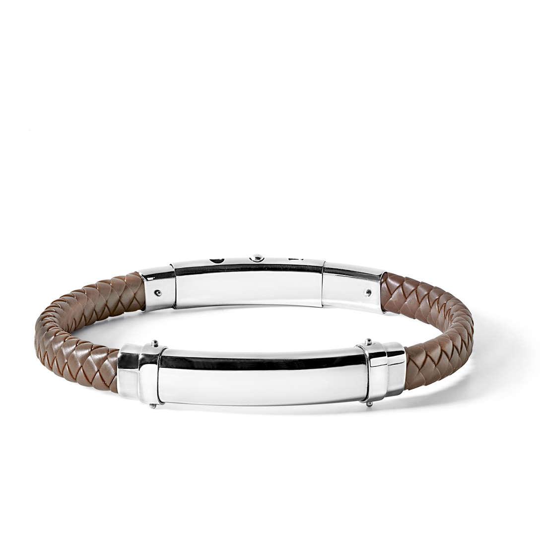 bracelet man jewellery Comete Acciaio UBR 518
