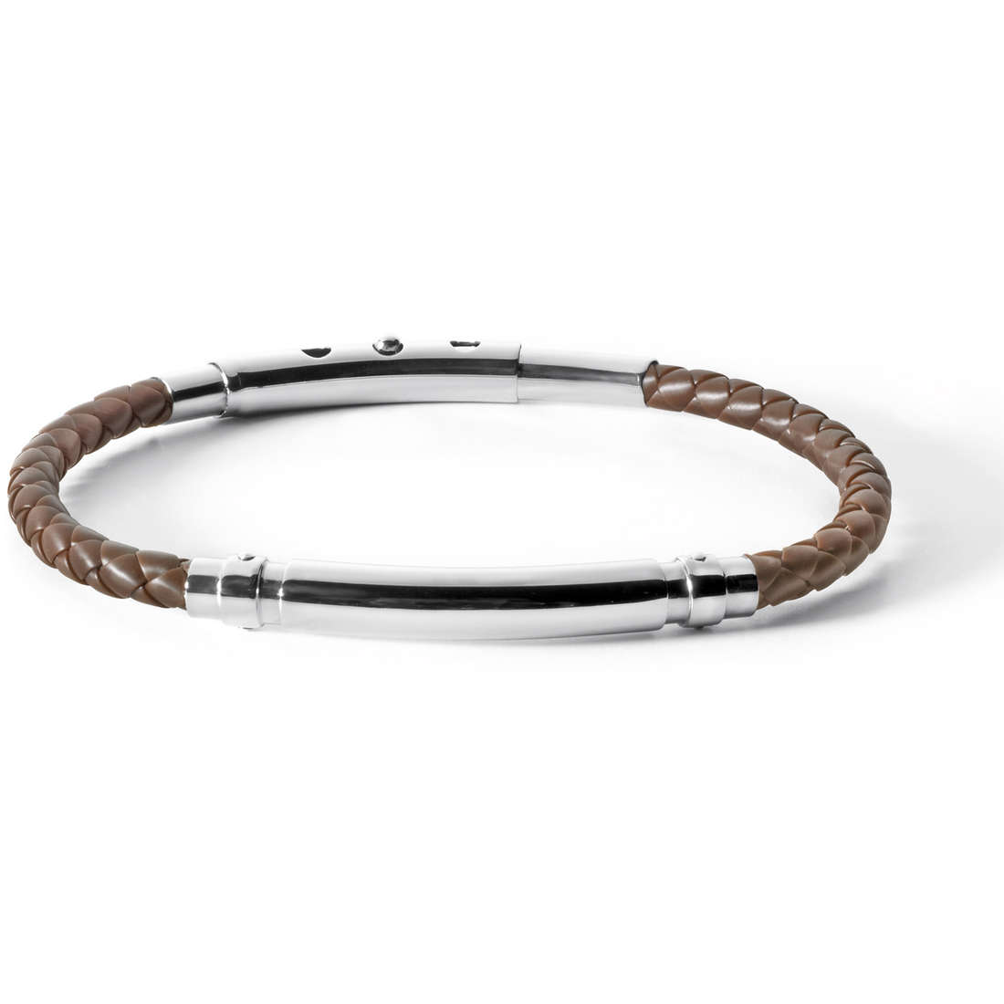 bracelet man jewellery Comete Acciaio UBR 519