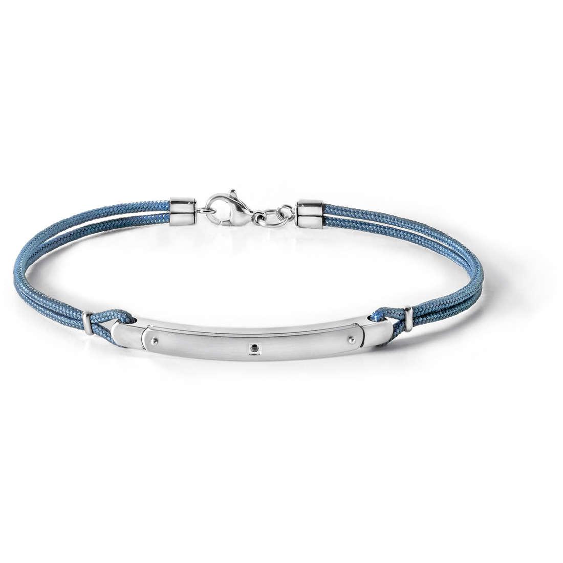 bracelet man jewellery Comete Acciaio UBR 521