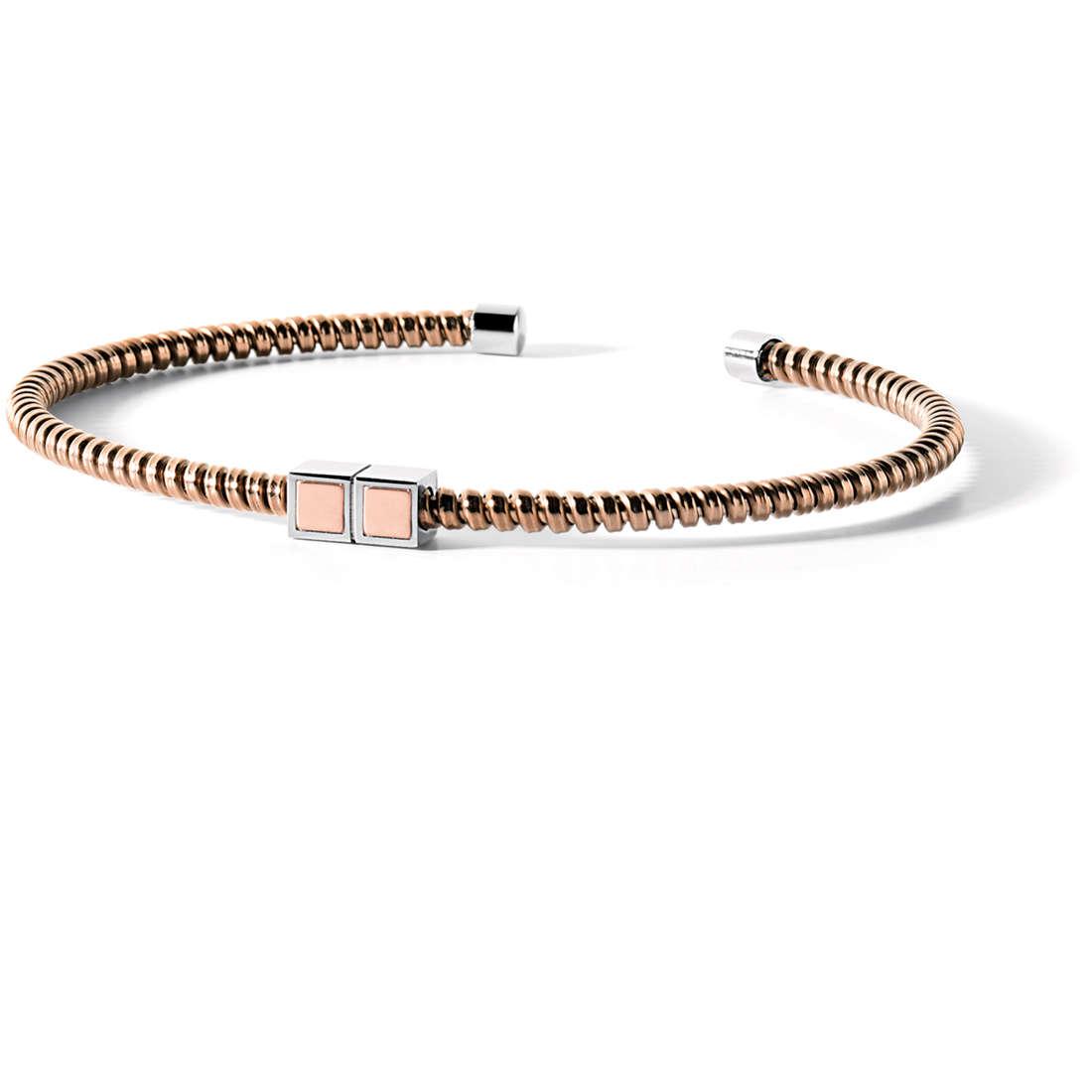 bracelet man jewellery Comete Acciaio UBR 541