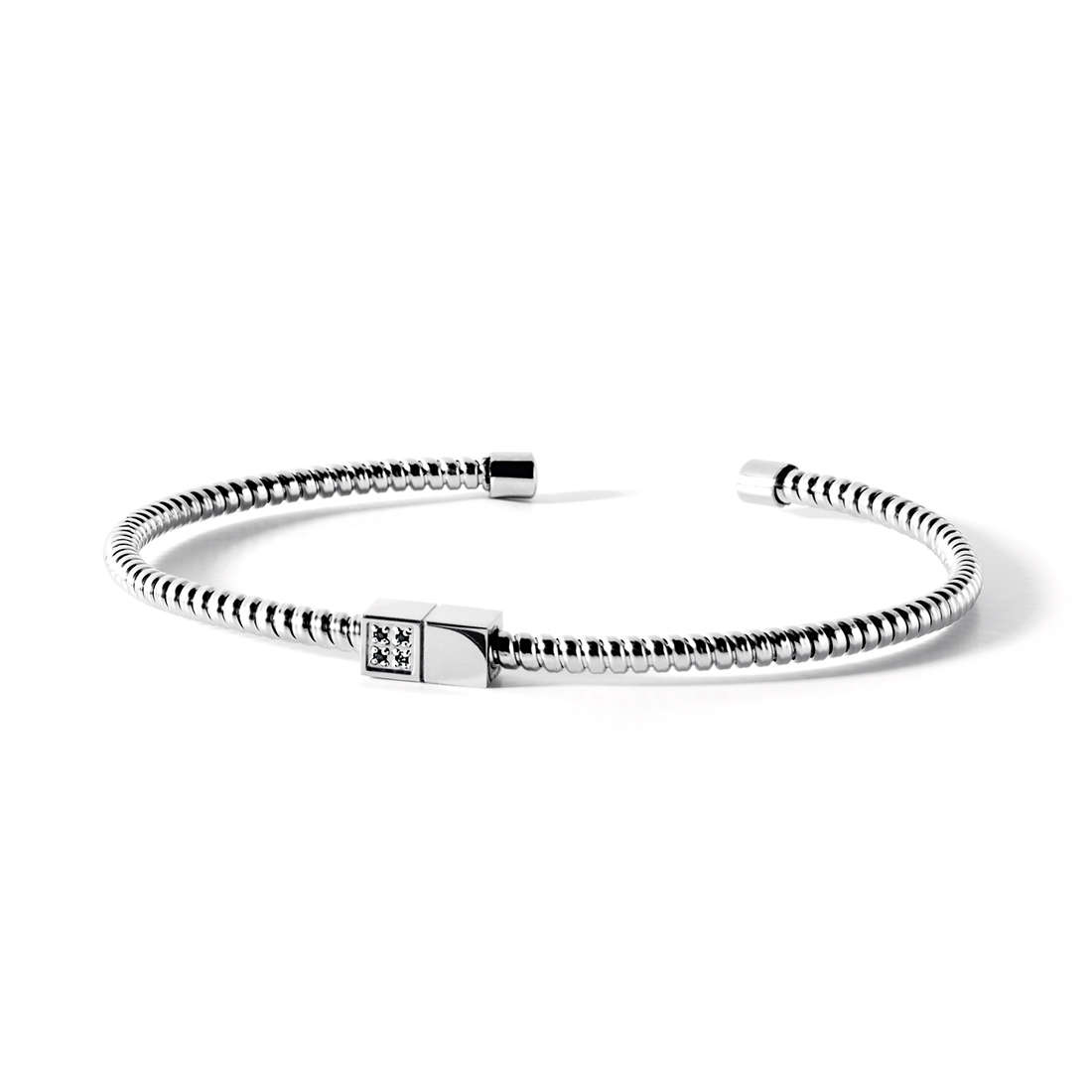 bracelet man jewellery Comete Acciaio UBR 543