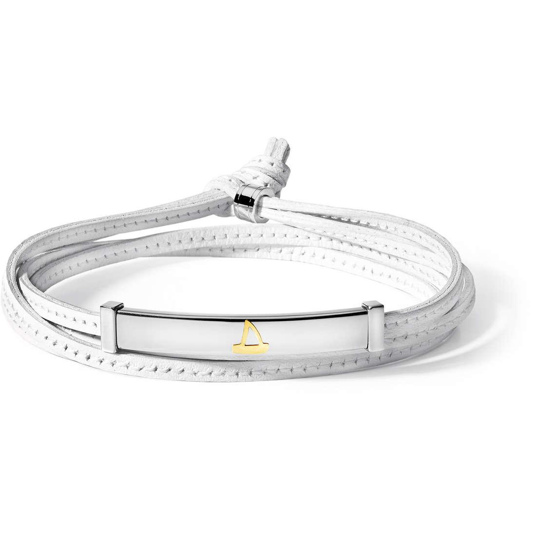 bracelet man jewellery Comete Acciaio UBR 546