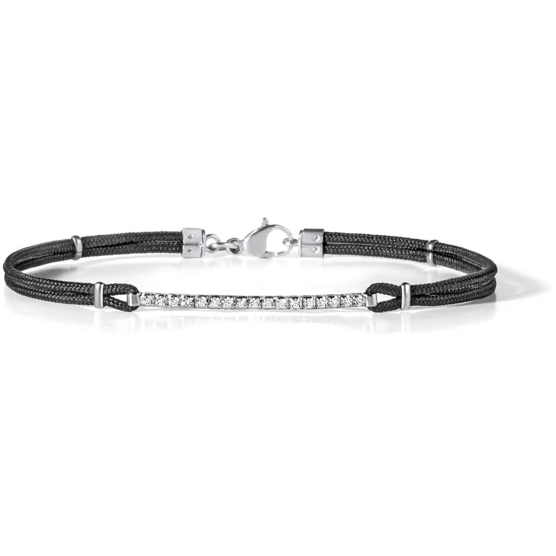 bracelet man jewellery Comete Acciaio UBR 561