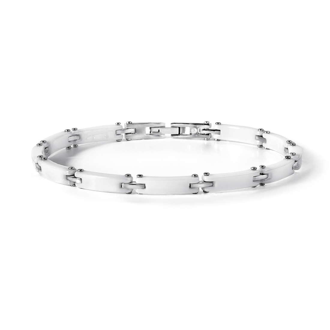 bracelet man jewellery Comete Acciaio UBR 568