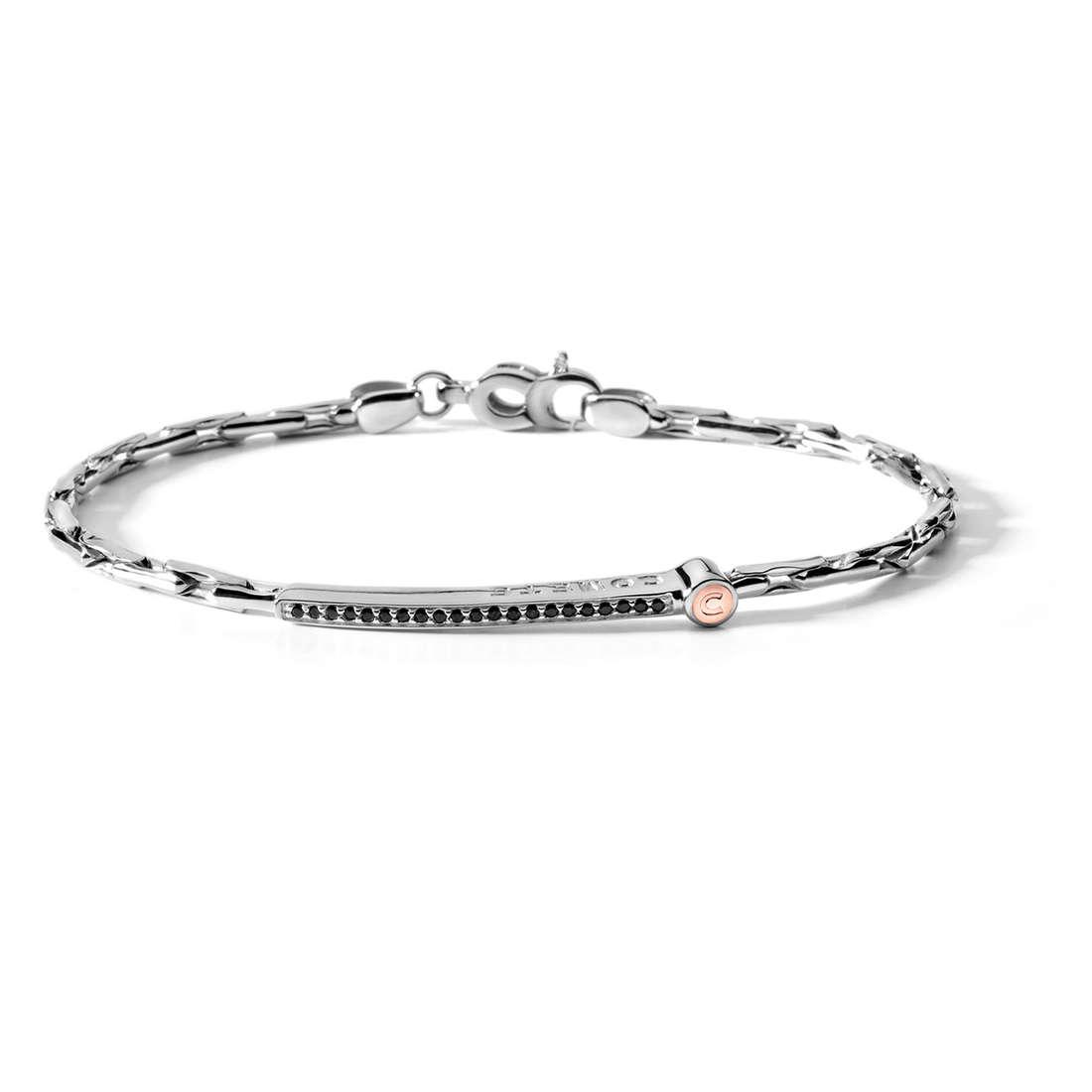 bracelet man jewellery Comete Argento 925 UBR 341