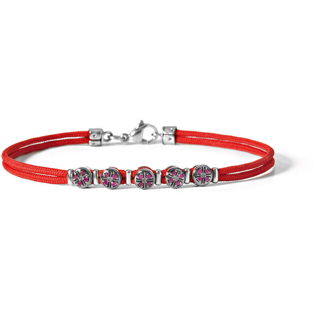 bracelet man jewellery Comete Argento 925 UBR 418