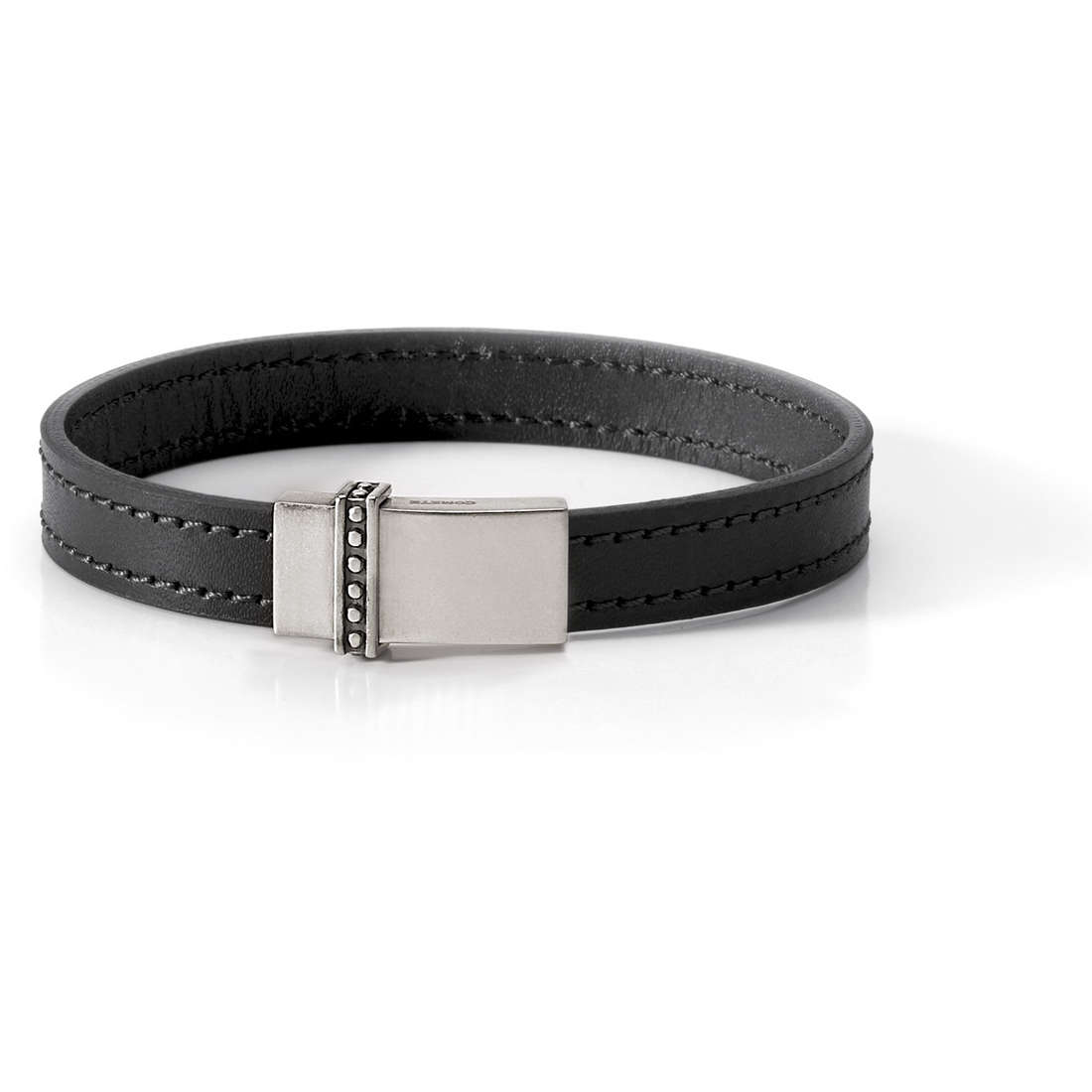 bracelet man jewellery Comete Argento 925 UBR 473