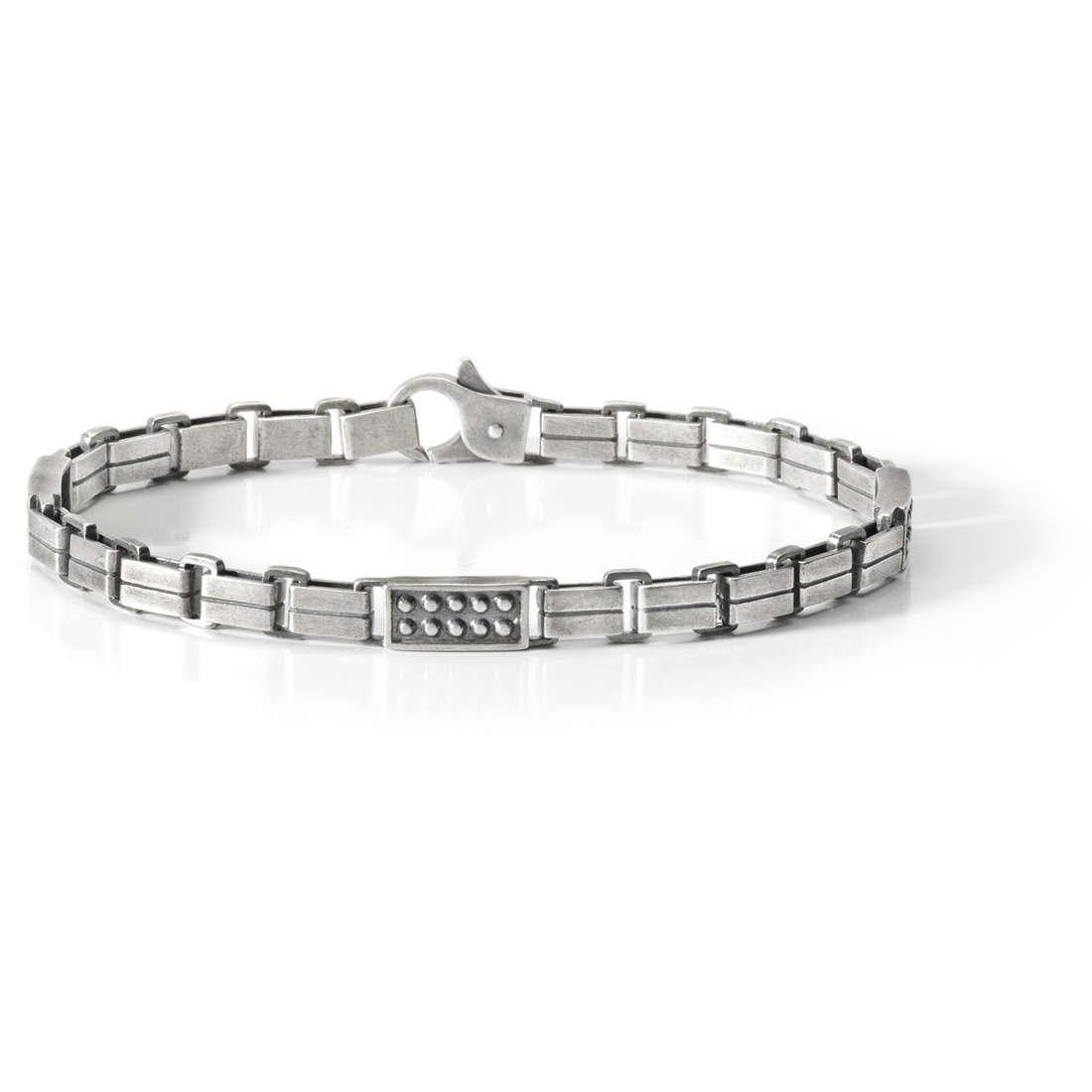 bracelet man jewellery Comete Argento 925 UBR 478