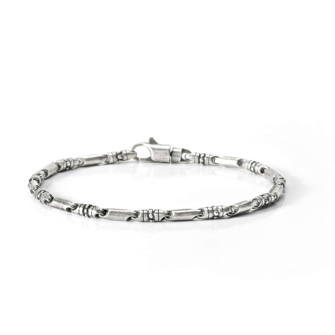 bracelet man jewellery Comete Argento 925 UBR 479