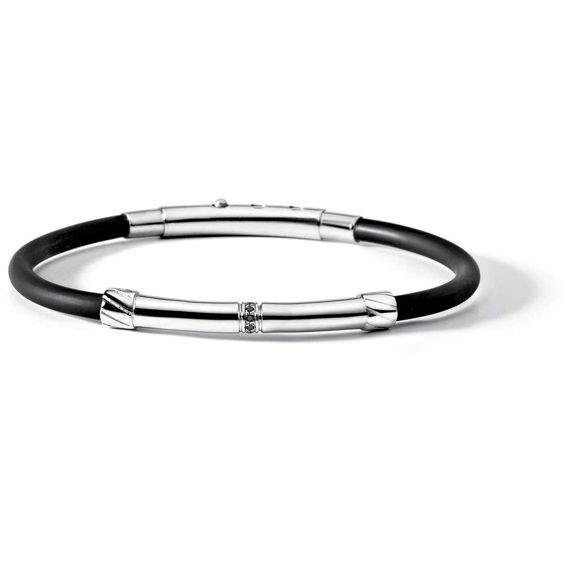 bracelet man jewellery Comete Argento 925 UBR 481