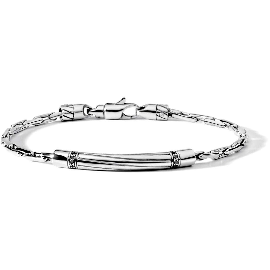 bracelet man jewellery Comete Argento 925 UBR 484