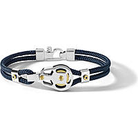 bracelet man jewellery Comete Blu di Genova UBR 727