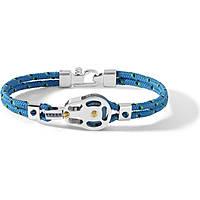 bracelet man jewellery Comete Blu di Genova UBR 728