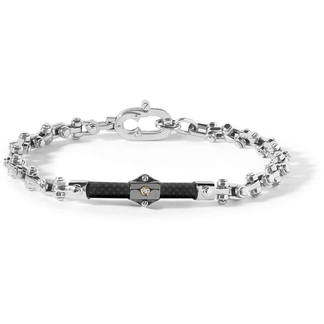 bracelet man jewellery Comete Building UBR 753