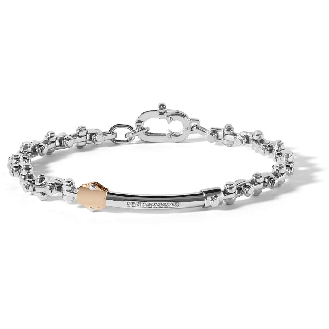 bracelet man jewellery Comete Building UBR 755