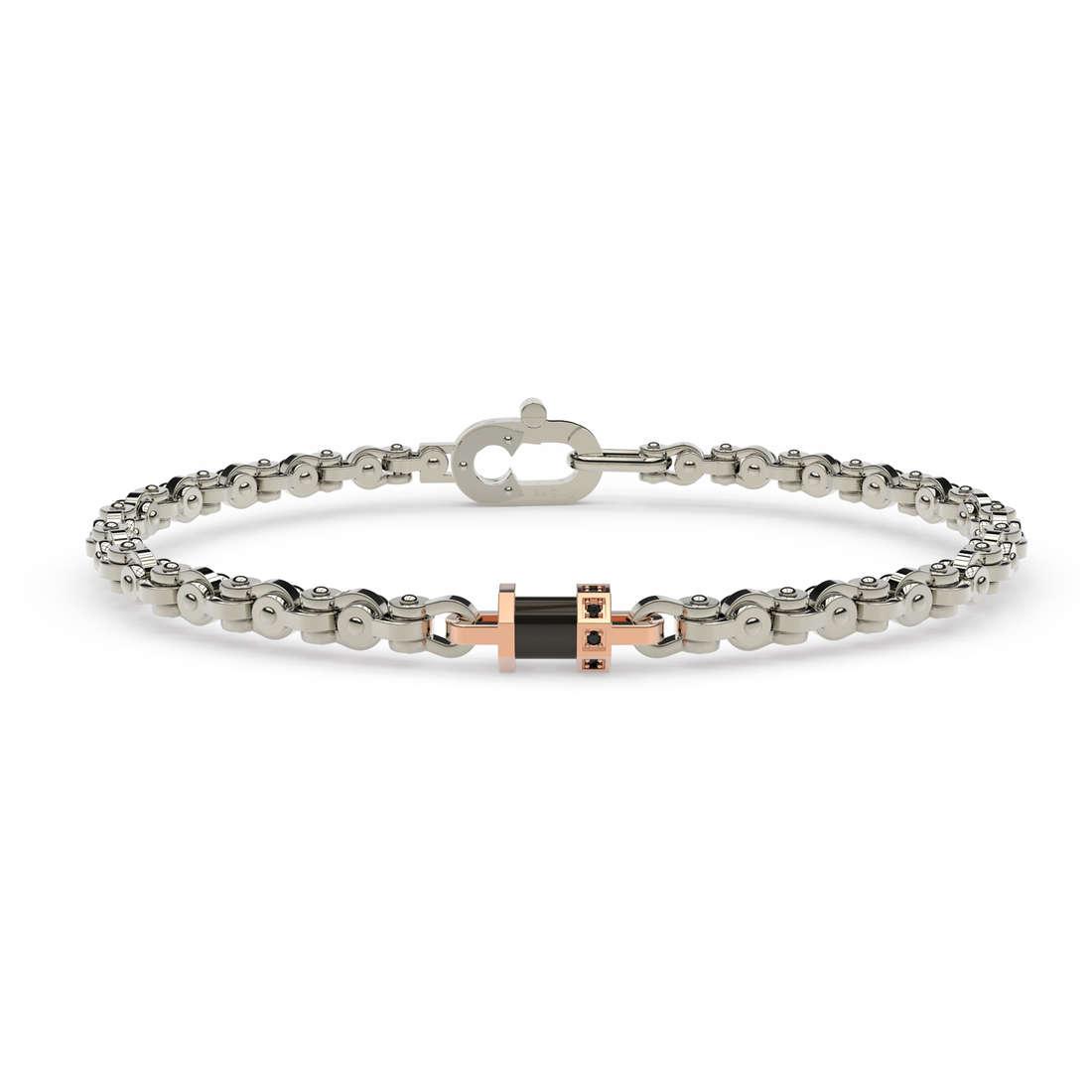 bracelet man jewellery Comete Ceramic UBR 771