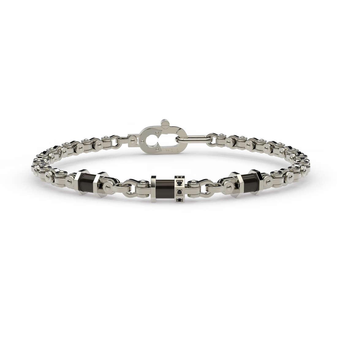 bracelet man jewellery Comete Ceramic UBR 772