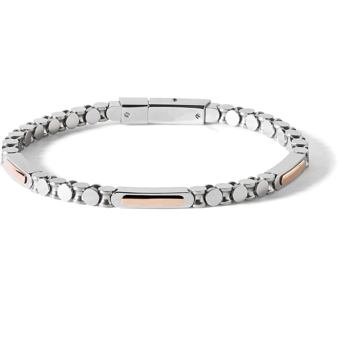 bracelet man jewellery Comete Cronos UBR 672
