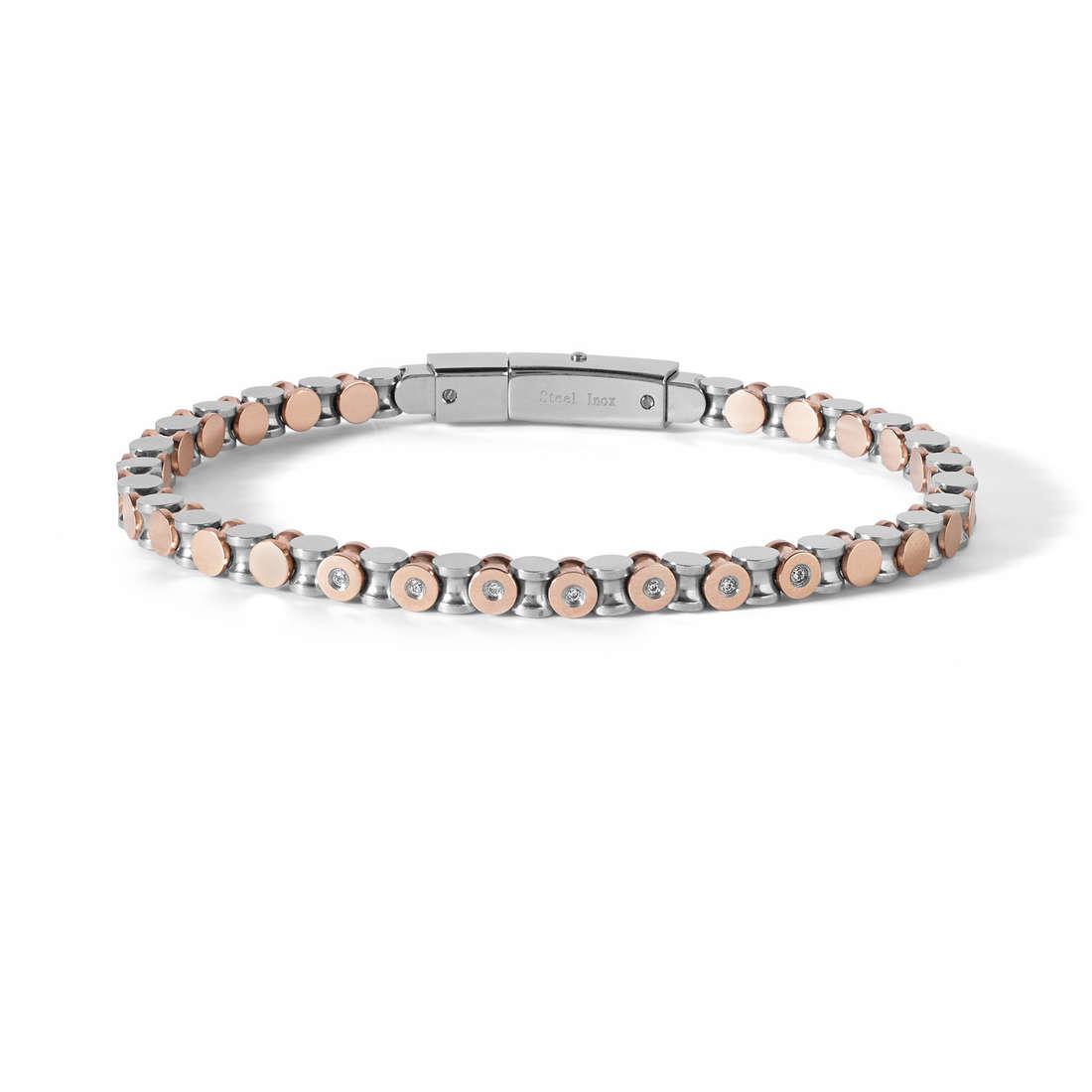 bracelet man jewellery Comete Cronos UBR 674