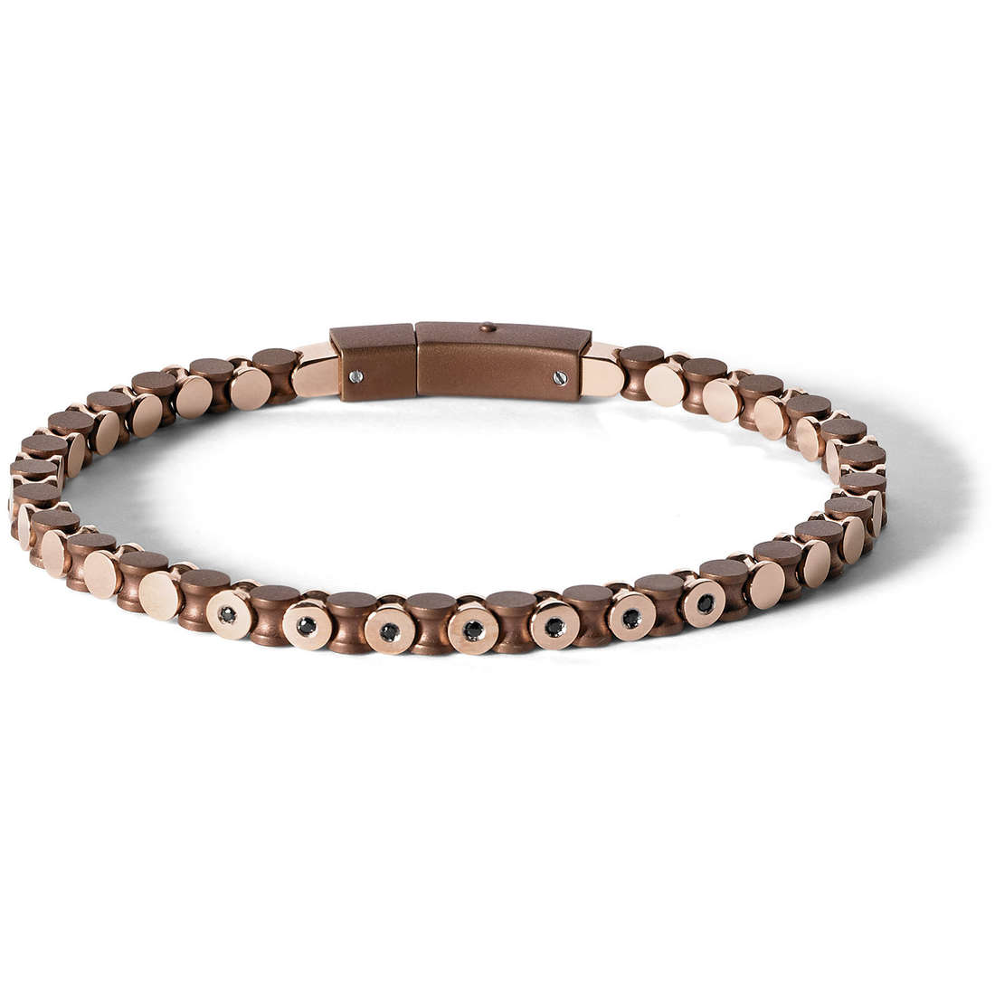 bracelet man jewellery Comete Cronos UBR 675