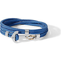 bracelet man jewellery Comete Deep Sea UBR 842