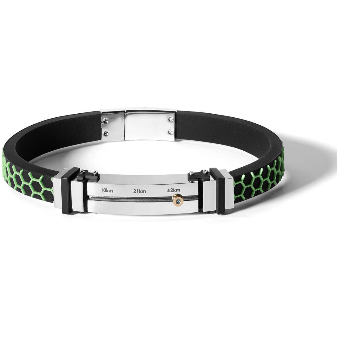 bracelet man jewellery Comete Maratona UBR 714