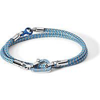 bracelet man jewellery Comete Monte Bianco UBR 817