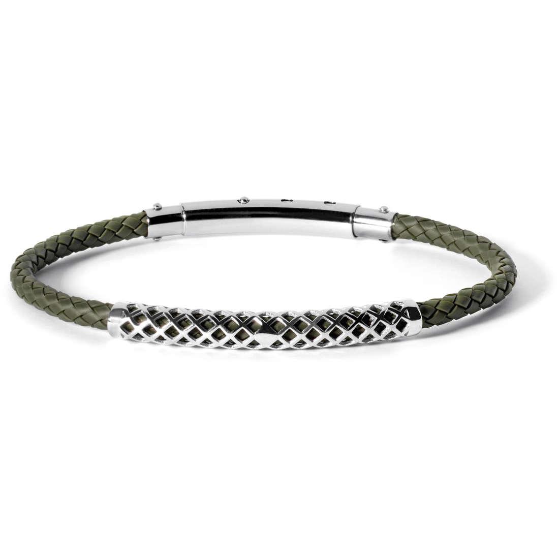bracelet man jewellery Comete Net UBR 618