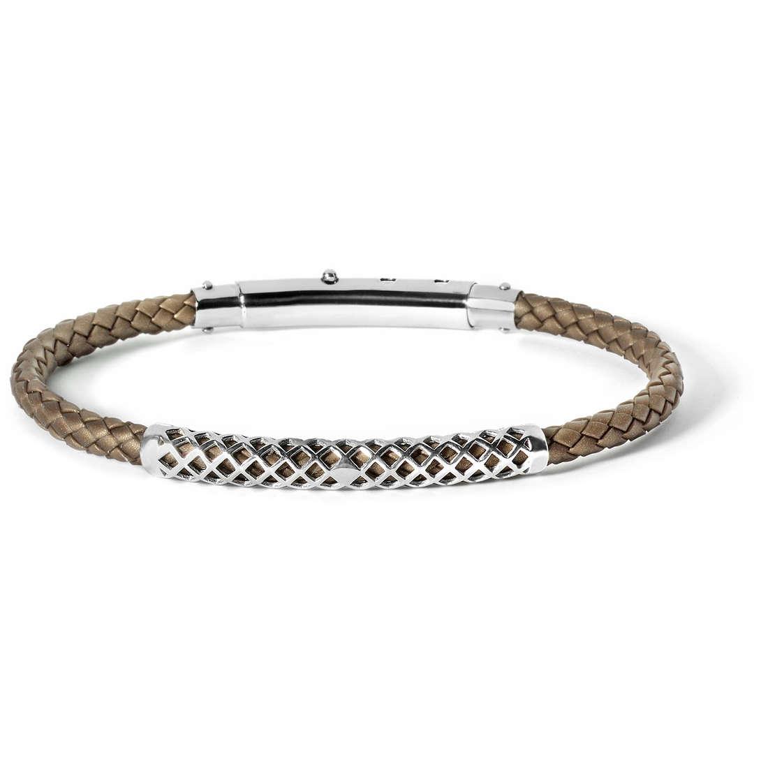 bracelet man jewellery Comete Net UBR 621