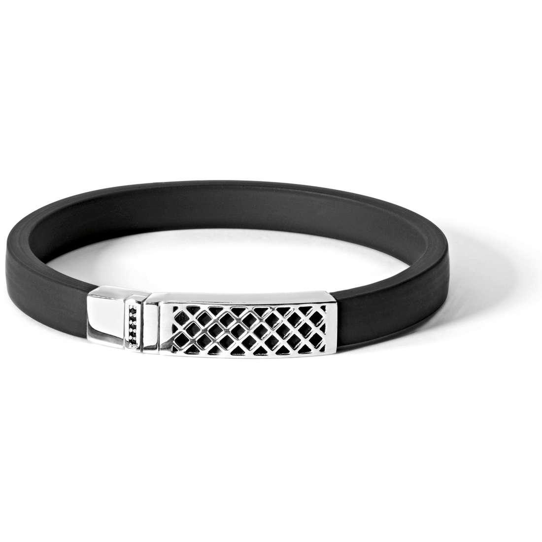 bracelet man jewellery Comete Net UBR 623