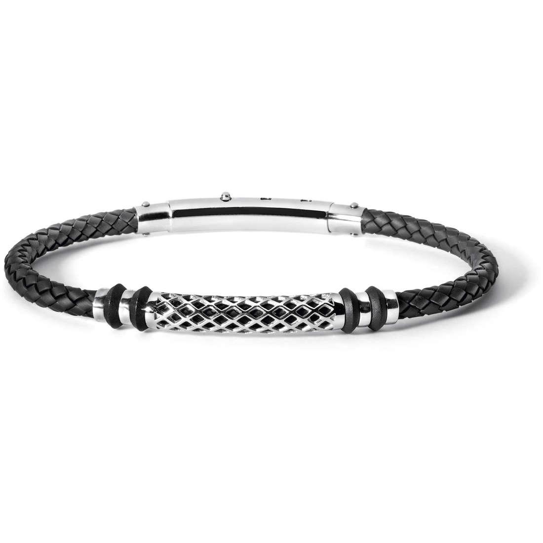 bracelet man jewellery Comete Net UBR 625