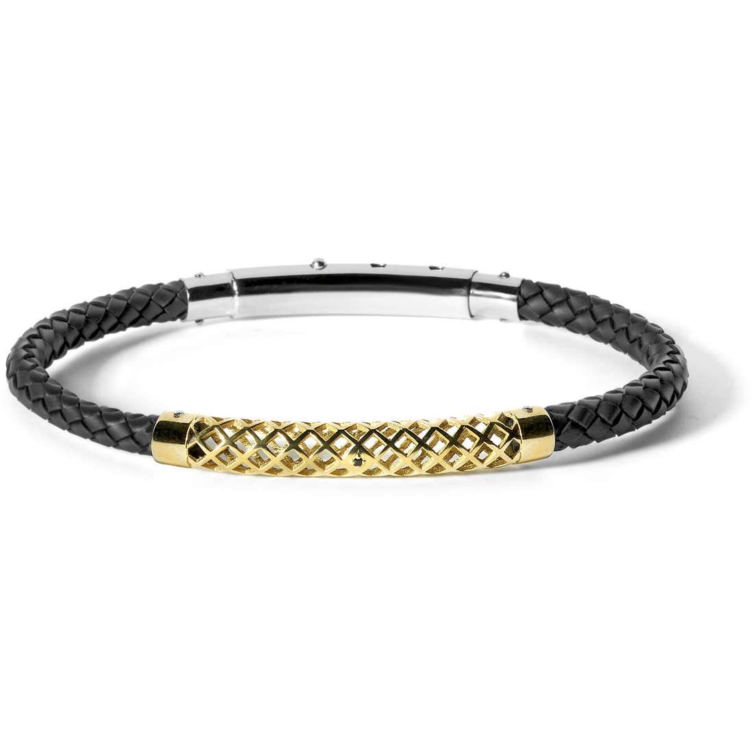 bracelet man jewellery Comete Net UBR 626