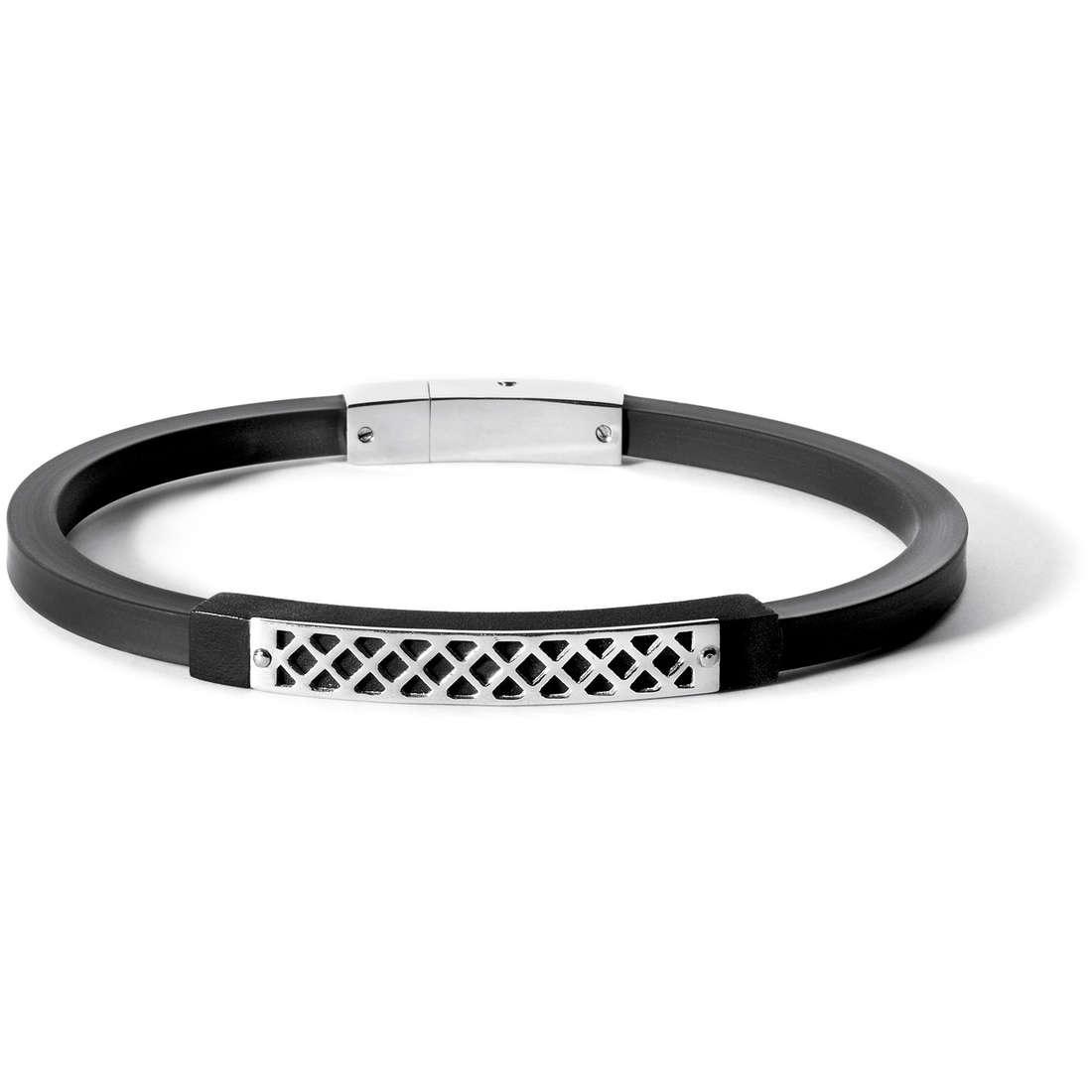 bracelet man jewellery Comete Net UBR 627