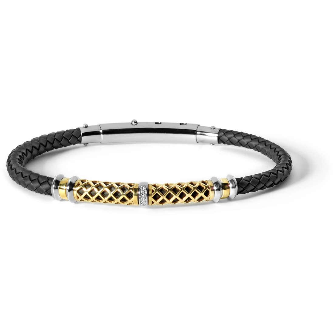 bracelet man jewellery Comete Net UBR 628