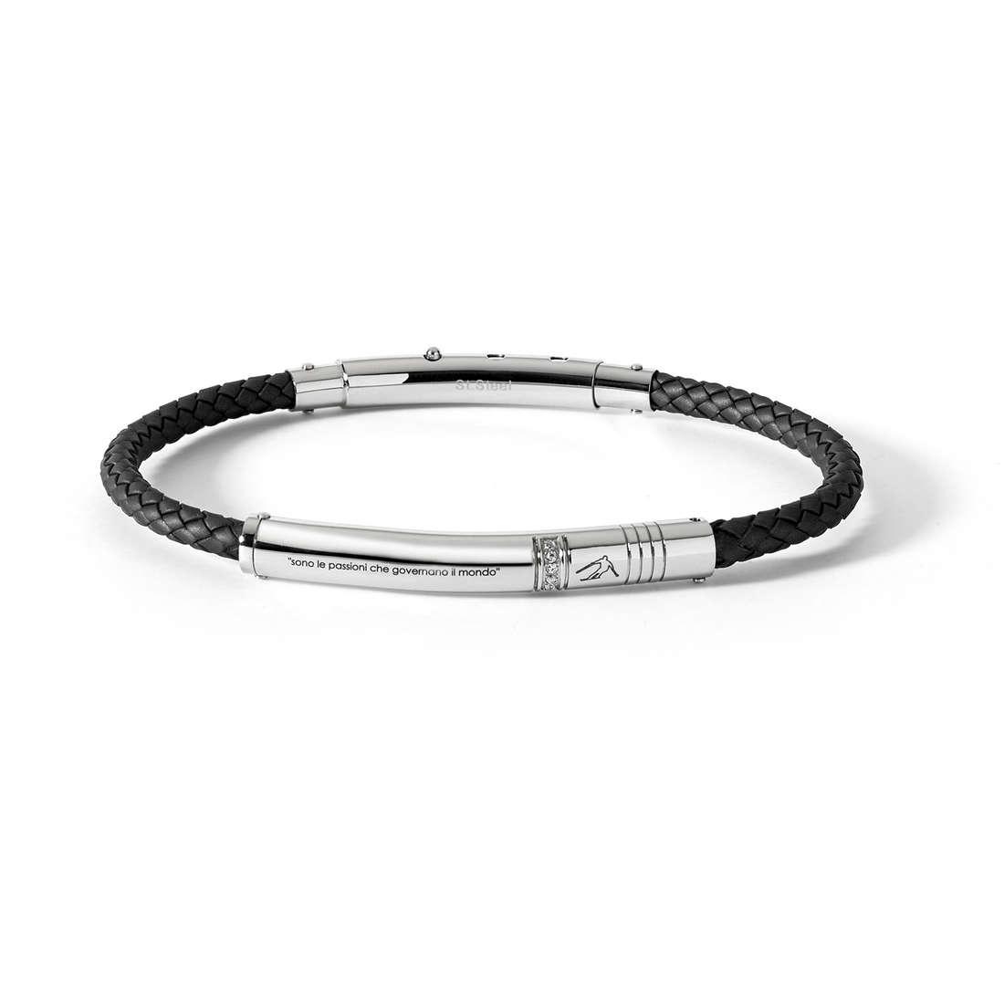 bracelet man jewellery Comete Passioni UBR 678
