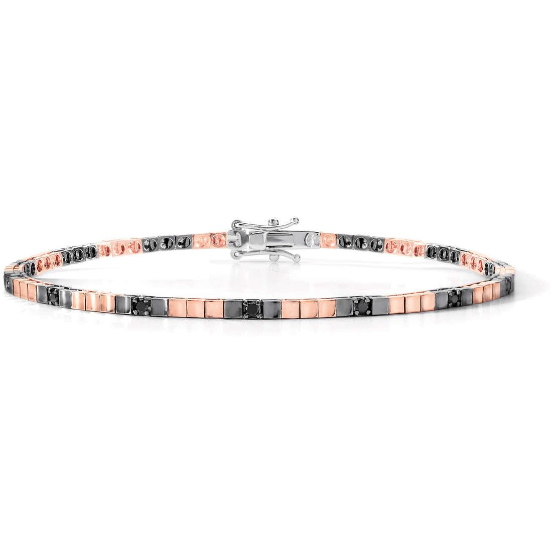 bracelet man jewellery Comete Pietre preziose colorate UBR 400 M19