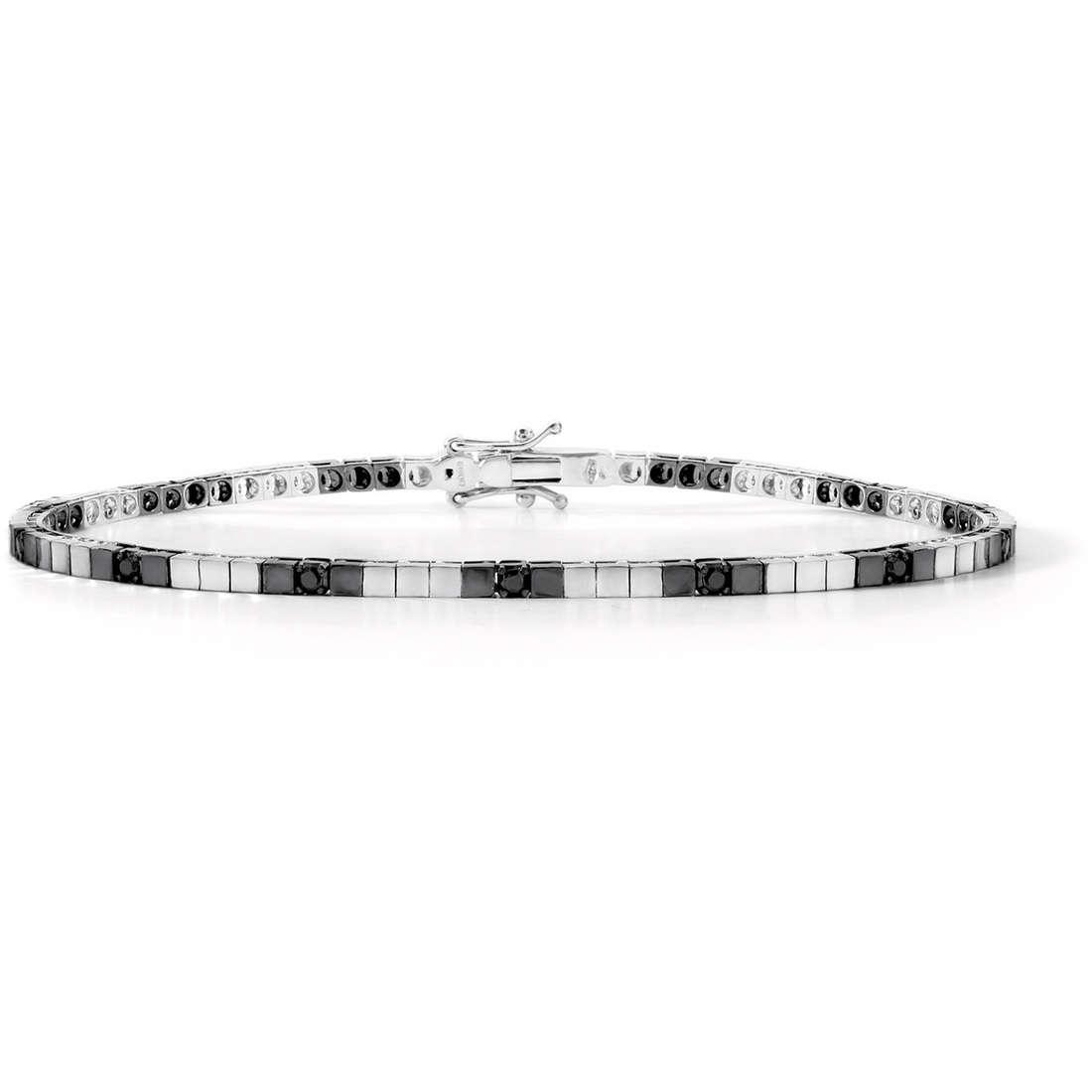 bracelet man jewellery Comete Pietre preziose colorate UBR 401 M19