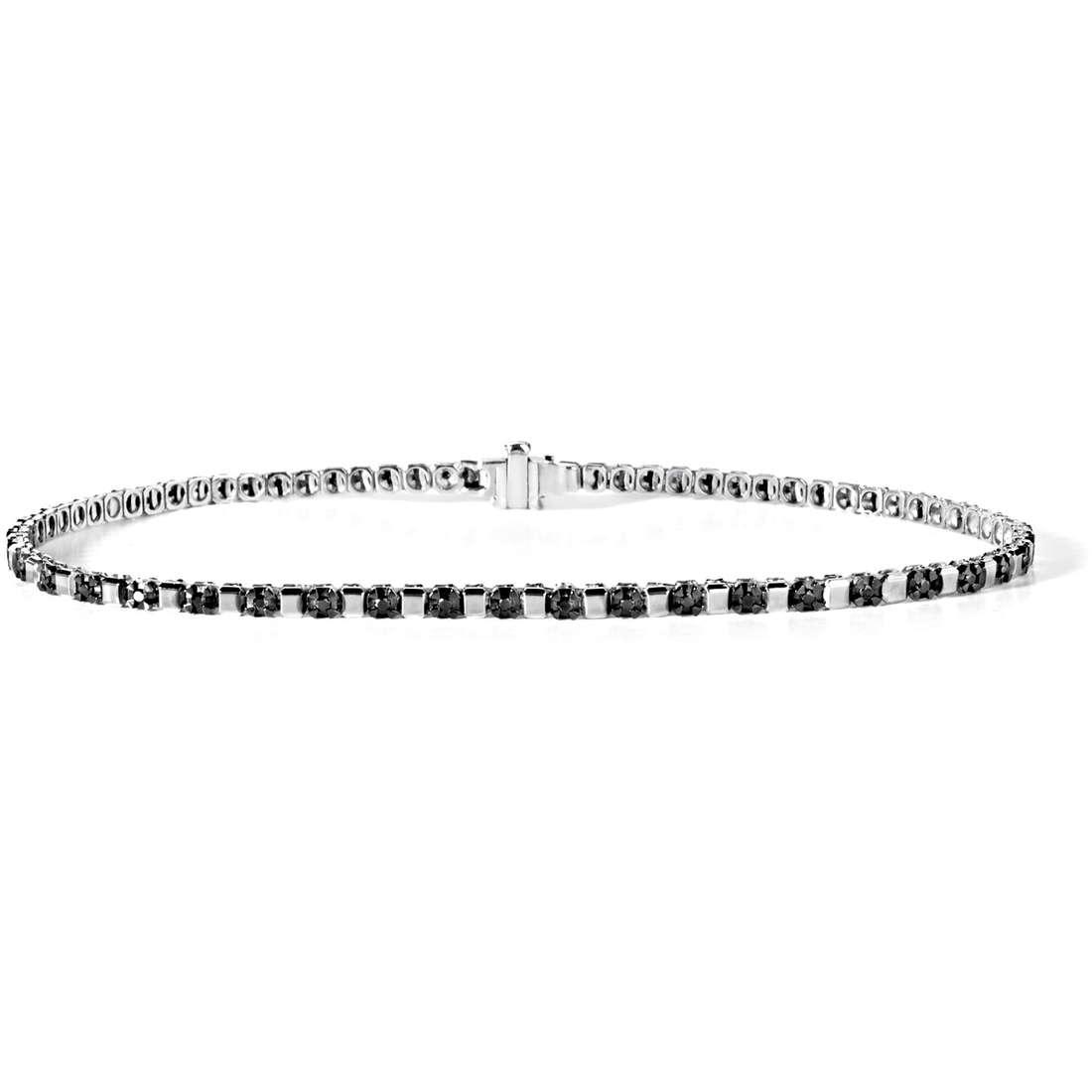 bracelet man jewellery Comete Pietre preziose colorate UBR 557 M19