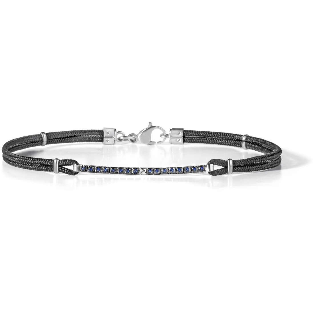 bracelet man jewellery Comete Pietre preziose colorate UBR 563