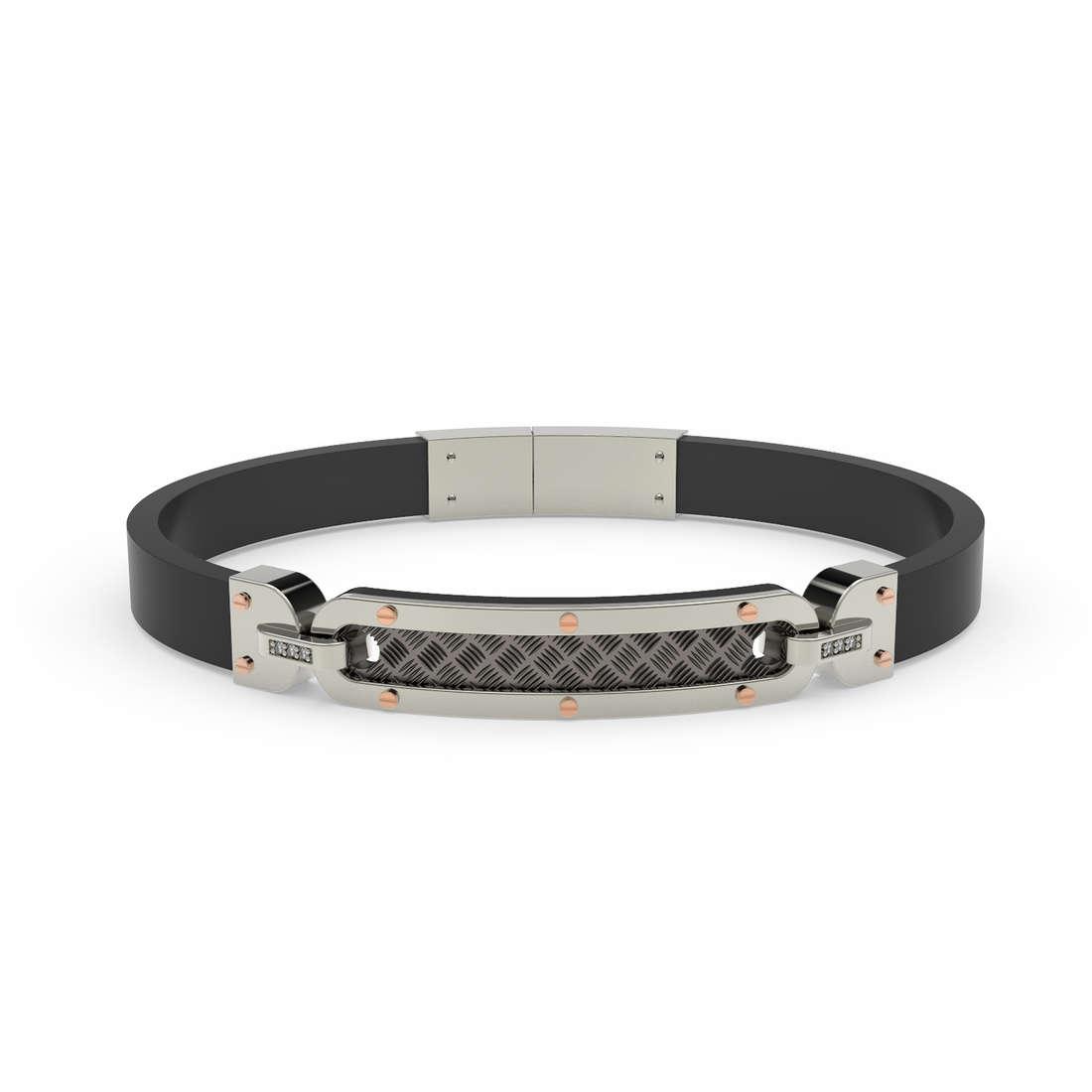 bracelet man jewellery Comete Texture UBR 782