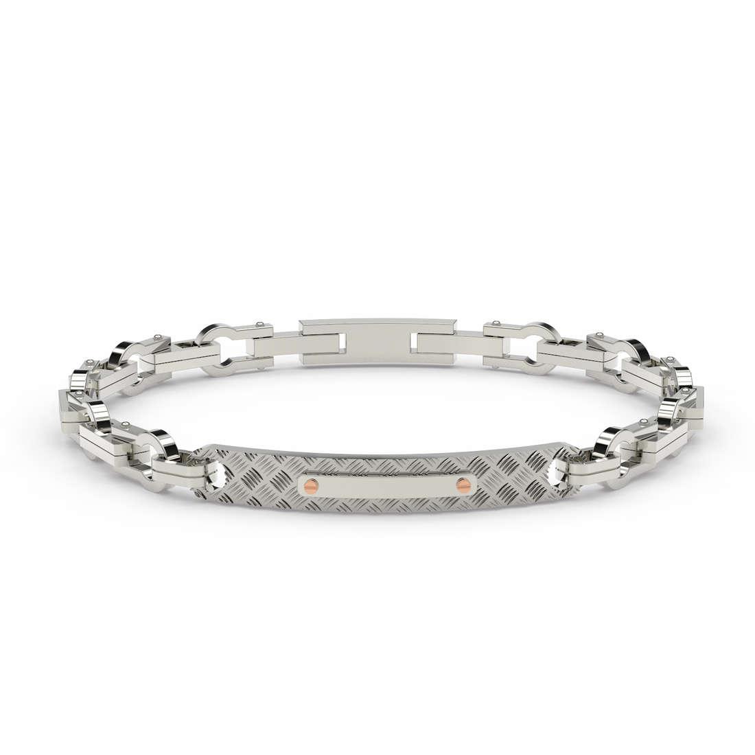 bracelet man jewellery Comete Texture UBR 783