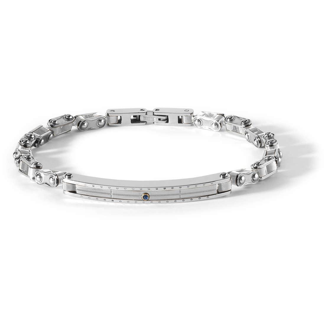 bracelet man jewellery Comete Traguardi UBR 735