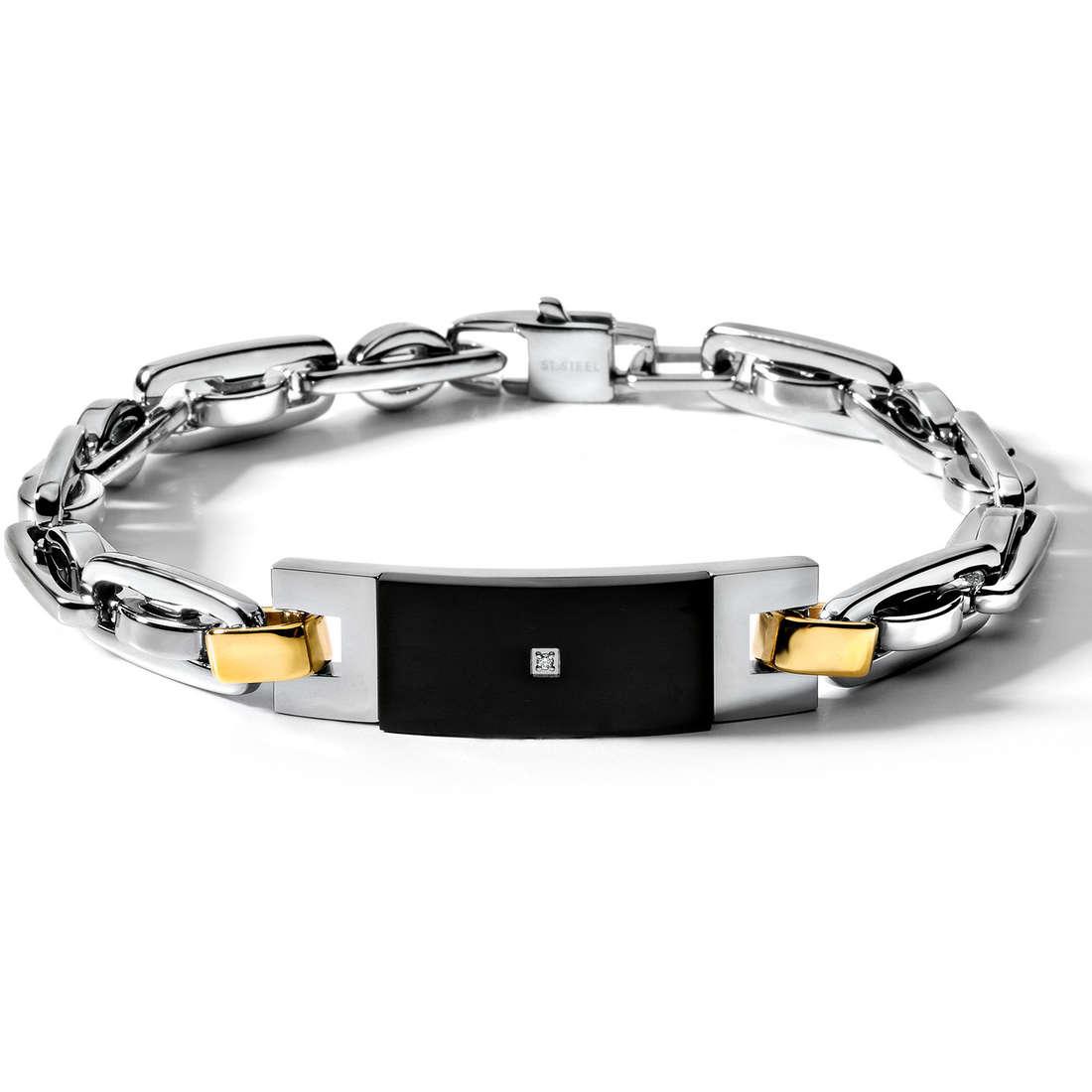 bracelet man jewellery Comete UBR 315