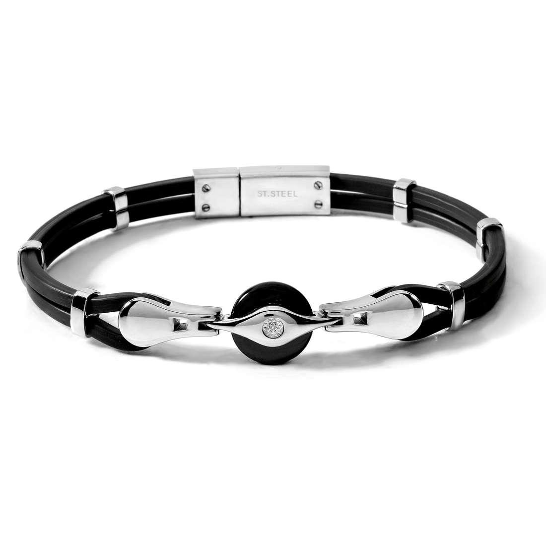 bracelet man jewellery Comete UBR 317