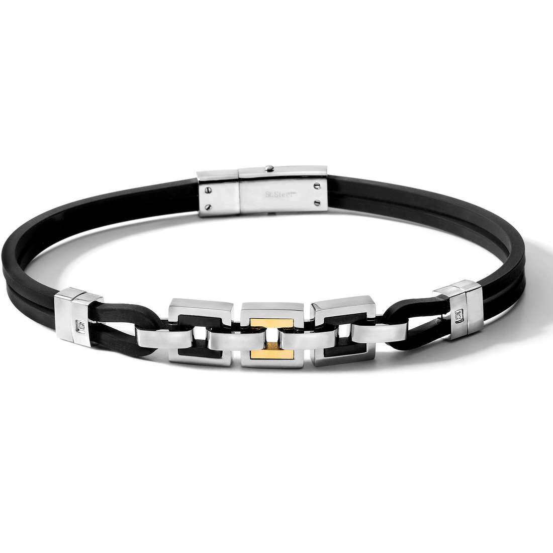 bracelet man jewellery Comete UBR 353