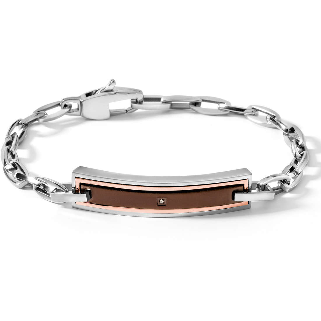 bracelet man jewellery Comete UBR 356