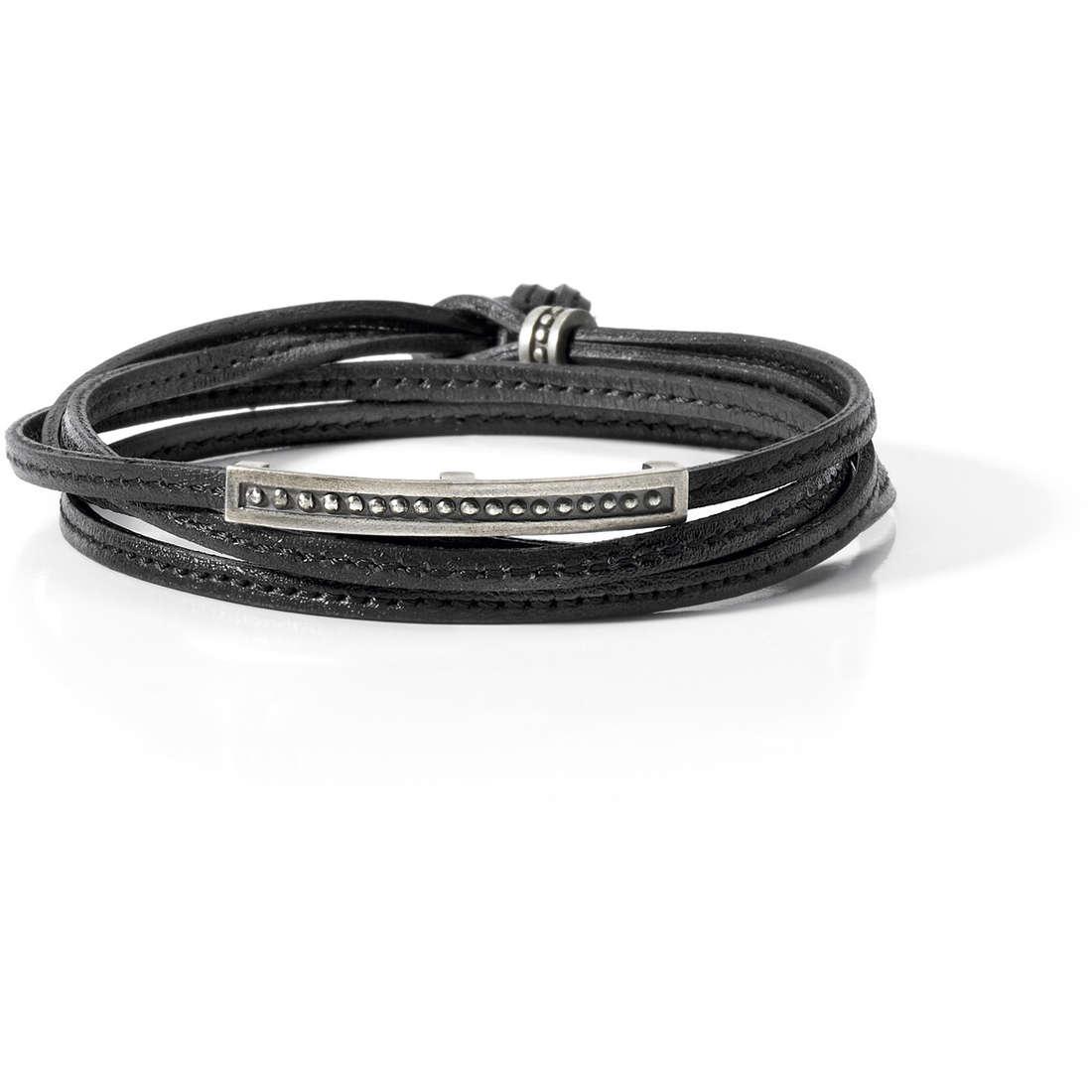 bracelet man jewellery Comete UBR 475