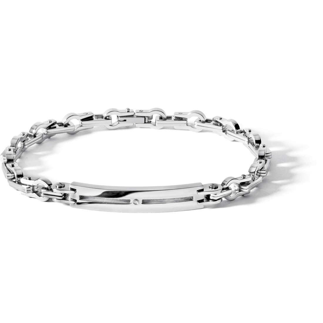 bracelet man jewellery Comete UBR 578