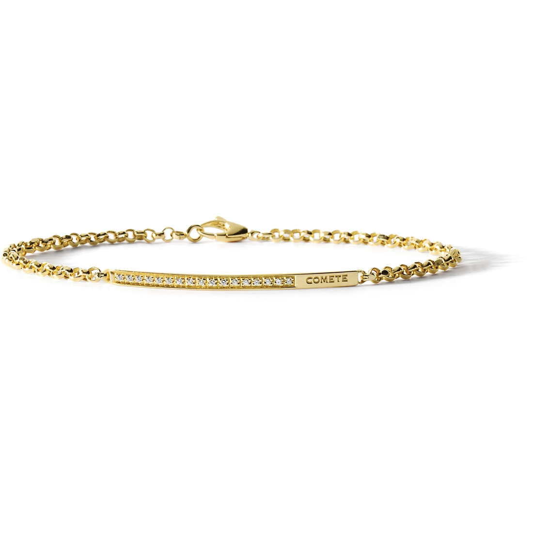 bracelet man jewellery Comete UBRK 609