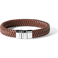 bracelet man jewellery Comete Weave UBR 656